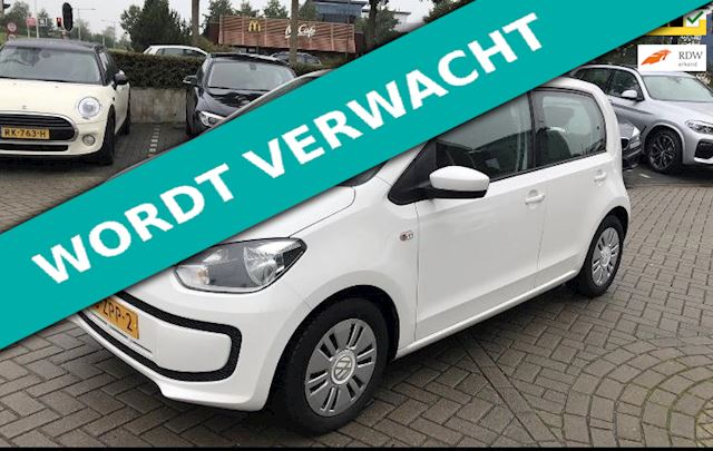 Volkswagen Up! 1.0 move up! BlueMotion 5 deurs 1e eig Airco Cruise