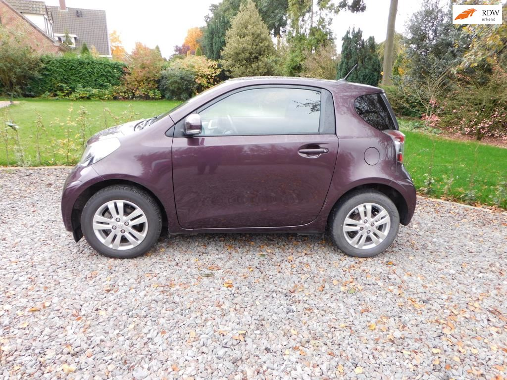 Toyota IQ occasion - Dave Mutsters Autoservice