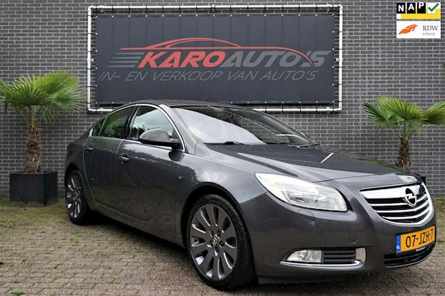 Opel Insignia 1.6 T Cosmo Leer Nav Clima Cruise Lm Pdc Trekh