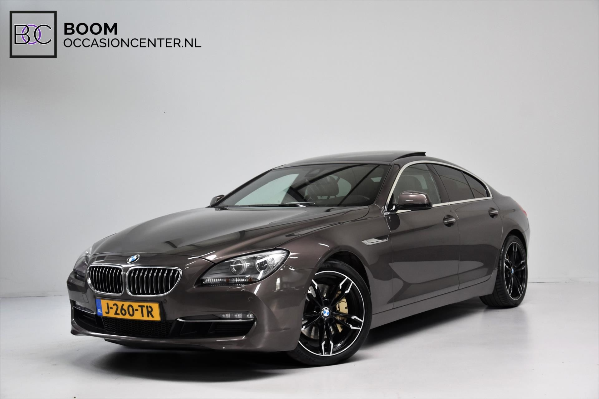 BMW 6-serie Gran Coupé occasion - BoomOccasionCenter.nl