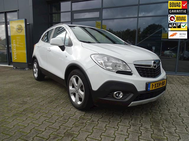 Opel Mokka 1.4 T Edition NAVI Trekhaak