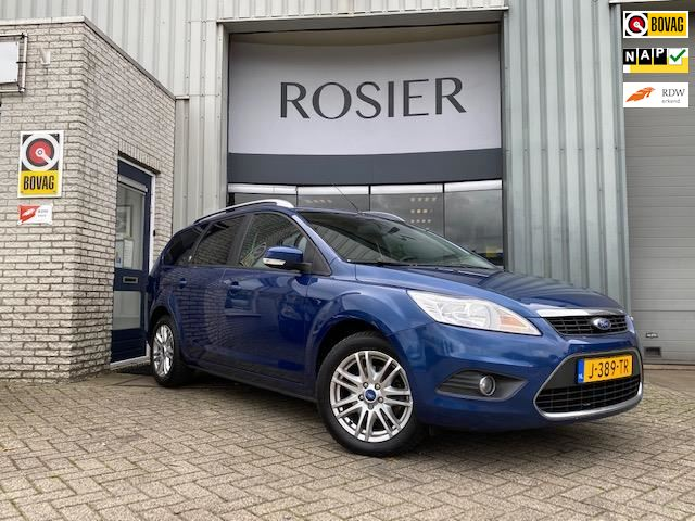 Ford Focus Wagon occasion - Rosier Auto's