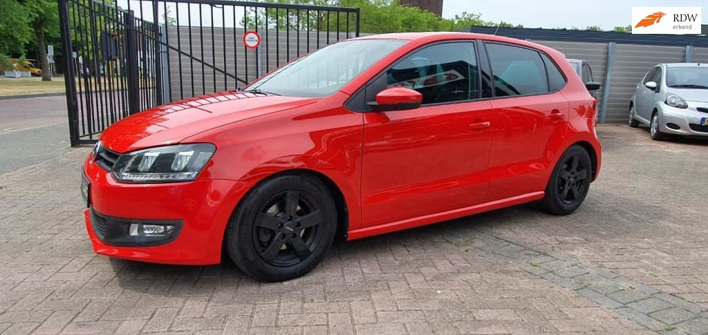 Volkswagen Polo occasion - Autobedrijf Willy's