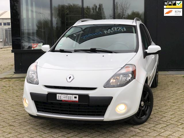 Renault Clio Estate 1.5 dCi Collection*Airco*NAP*NL Auto*