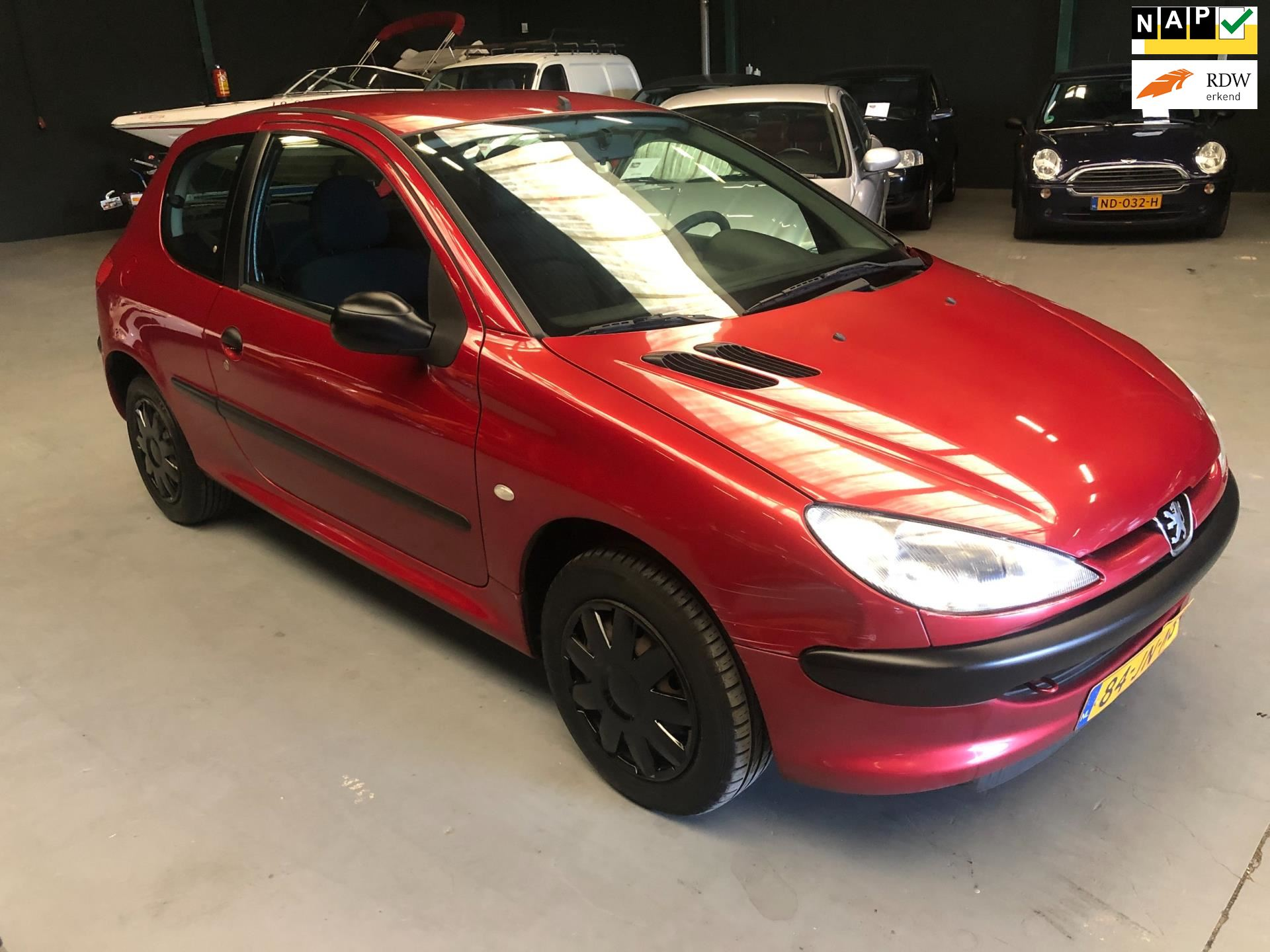 Peugeot 206 occasion - Rico Cars