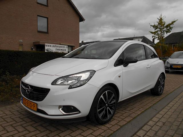 Opel Corsa 1.0 Turbo BI-Color Edition INTELLILINK-BLUETOOTH|AIRCO|DAB-RADIO|CRUISE-CONTROL|PARKEERSENORS|ORIGINEEL-NEDERLANDS|
