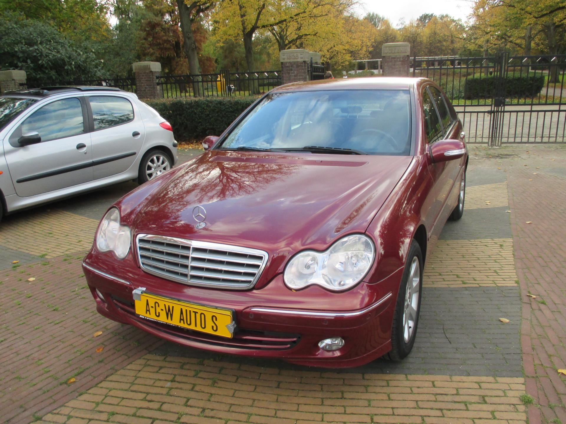Mercedes-Benz C-klasse occasion - Auto Centrum West B.V.