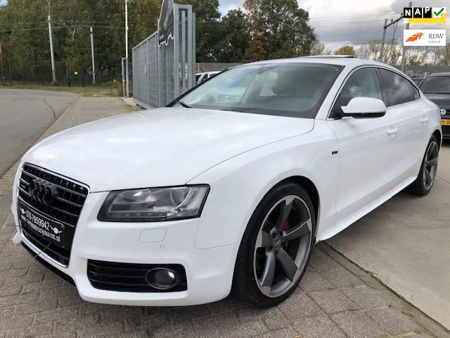 Audi A5 Sportback occasion - Van Wanrooy Auto's