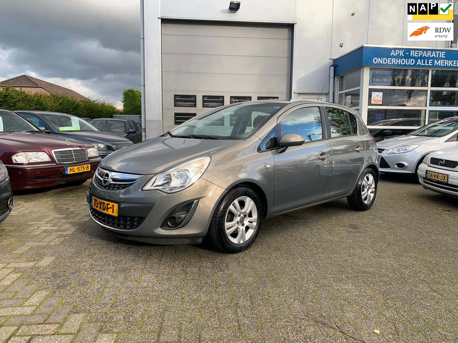 Opel Corsa occasion - RJO Automotive