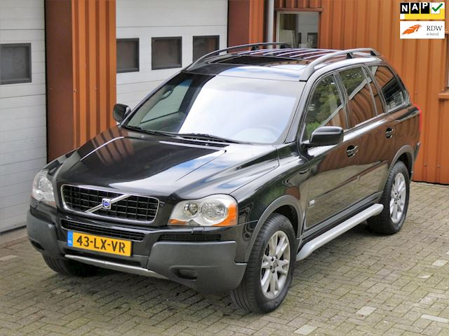 Volvo XC90 2.9 T6 Exclusive youngtimer limited edition