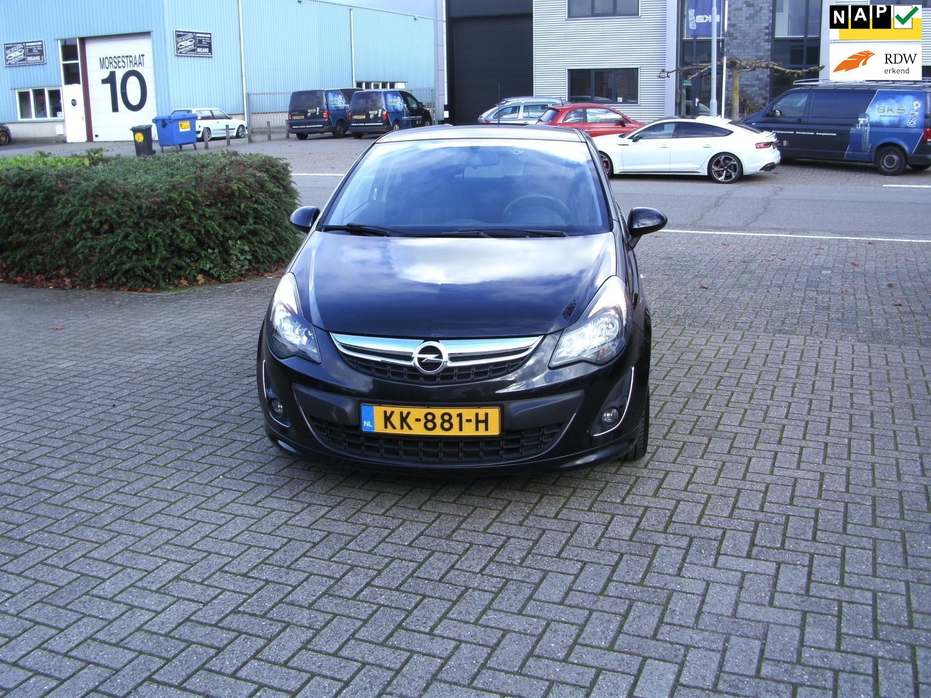 Opel Corsa occasion - Garage H. Aarden