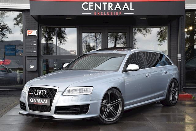 Audi RS6 Avant occasion - Centraal Exclusief B.V.