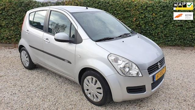 Suzuki Splash 1.2 Comfort Airco/Trekhaak
