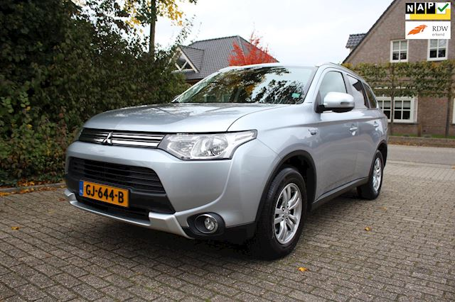 Mitsubishi Outlander 2.0 PHEV Business Edition X-Line   incl btw     €13300,00