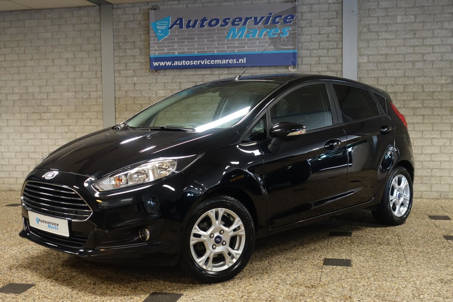 Ford Fiesta occasion - Autoservice Mares