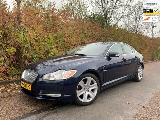 Jaguar XF 2.7D V6 Premium Luxury Dealer auto