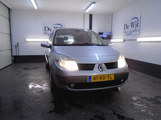 Renault Scénic 2.0-16V Privilège Luxe incl. NWE APK !!