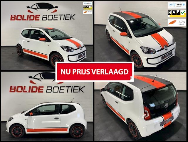 Volkswagen Up! 1.0 Sport Edition BlueMotion  Airco Sport Edtion Lage KM-stand!!!!!!