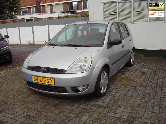 Ford Fiesta occasion - R. Rengers Auto's
