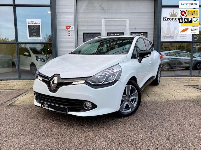 Renault Clio Estate 0.9 TCe Night&Day Navi, NAP, CruiseC, Trekhaak