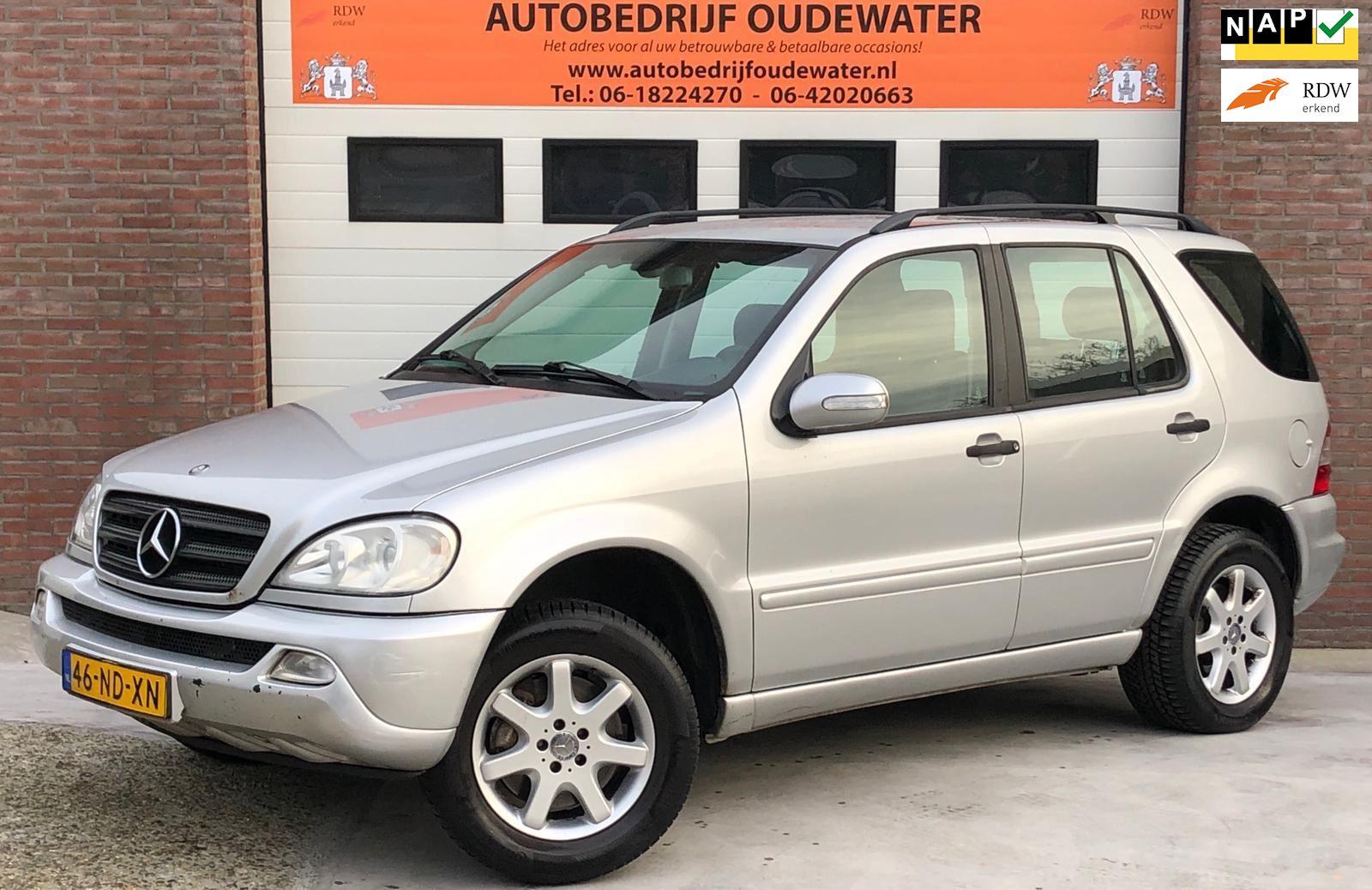 Mercedes-Benz ML occasion - Autobedrijf Oudewater