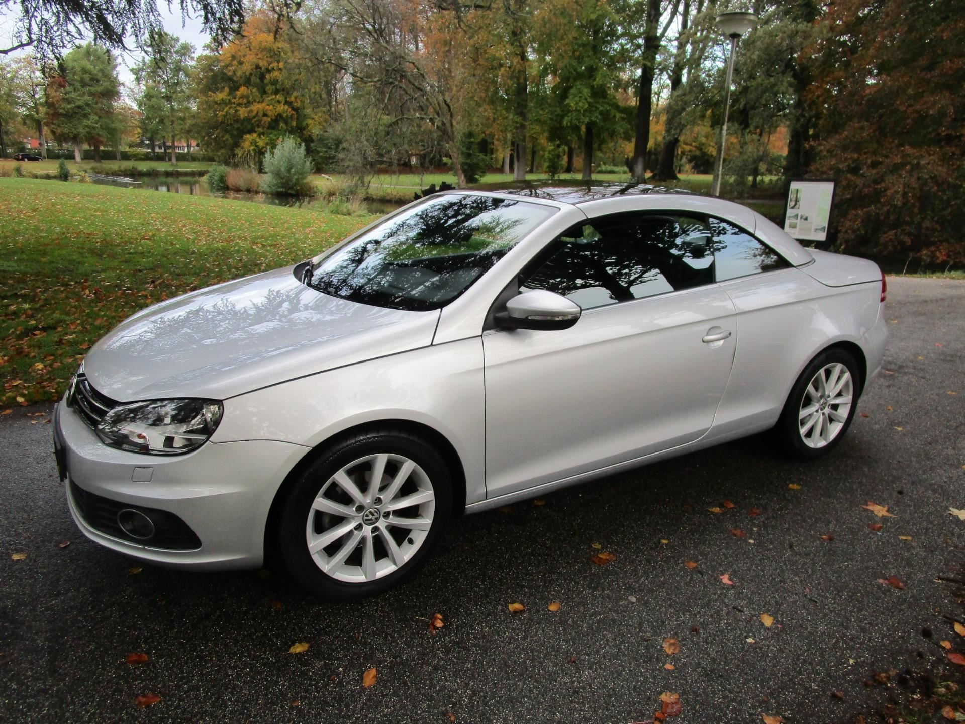 Volkswagen Eos occasion - Auto Tewes