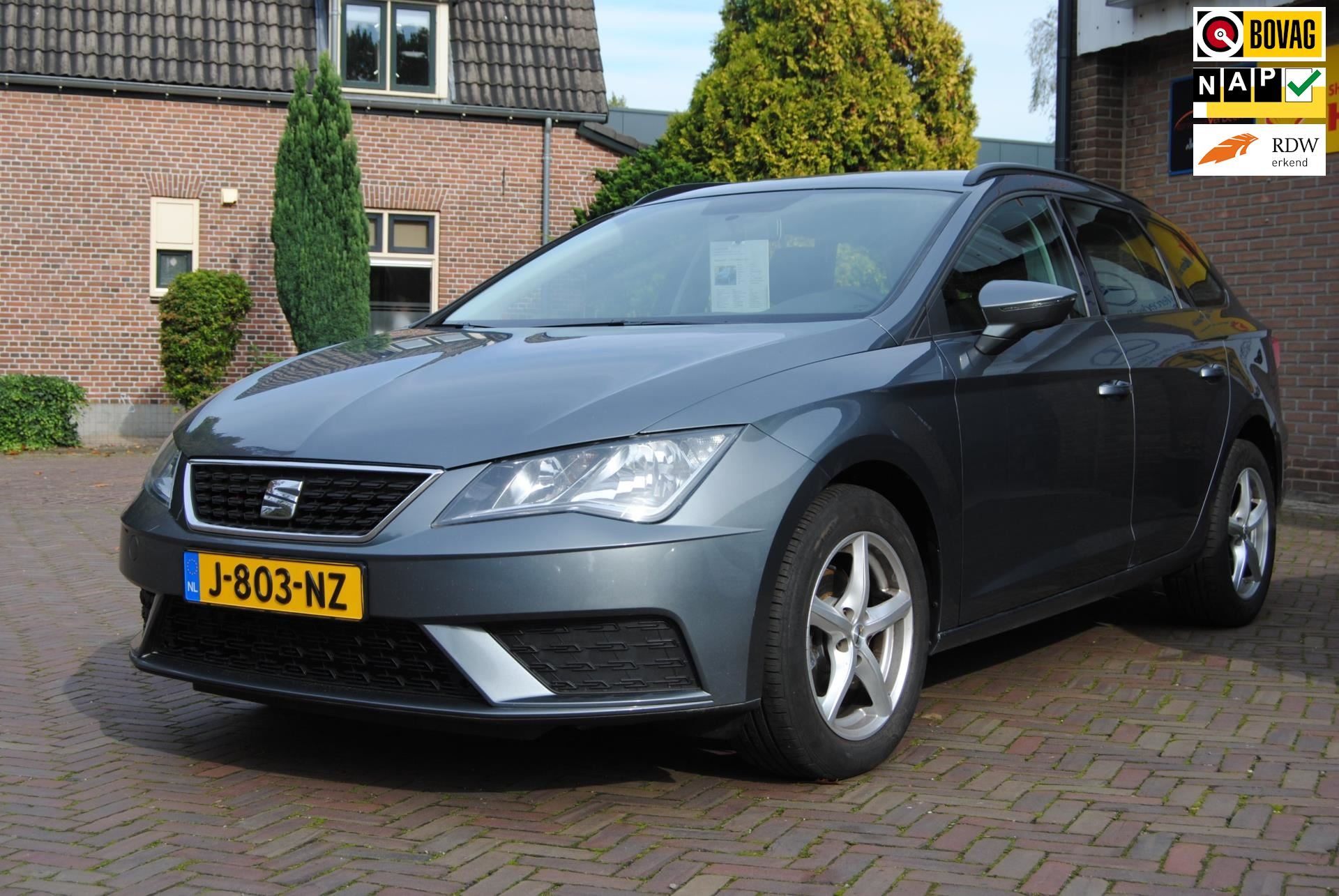 Seat Leon ST occasion - Carservice Verbeek