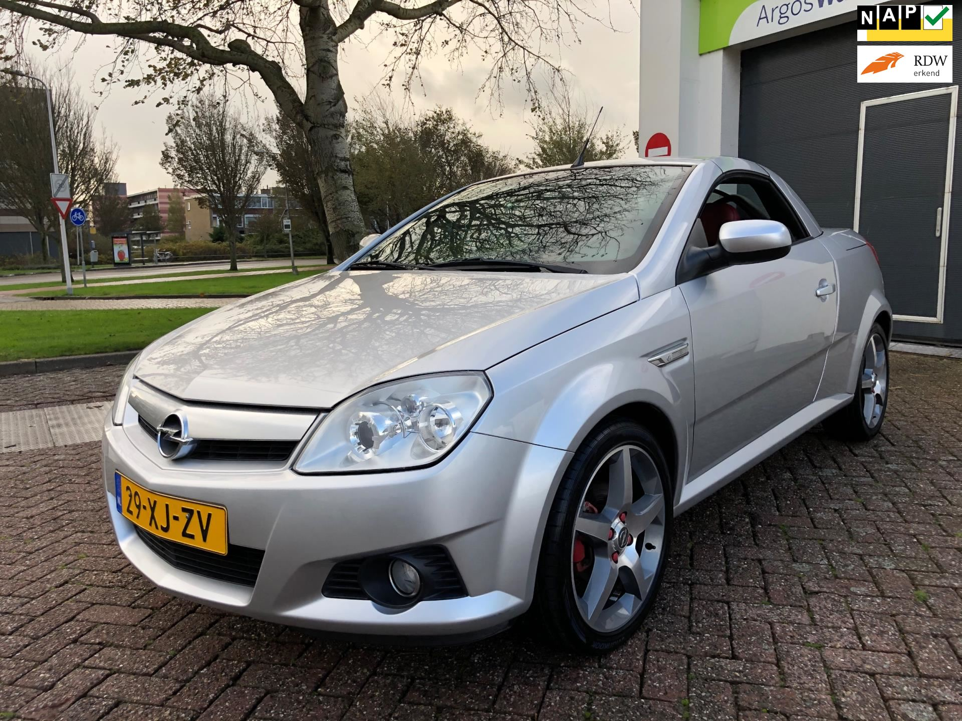 Opel Tigra TwinTop occasion - Westland Occasion