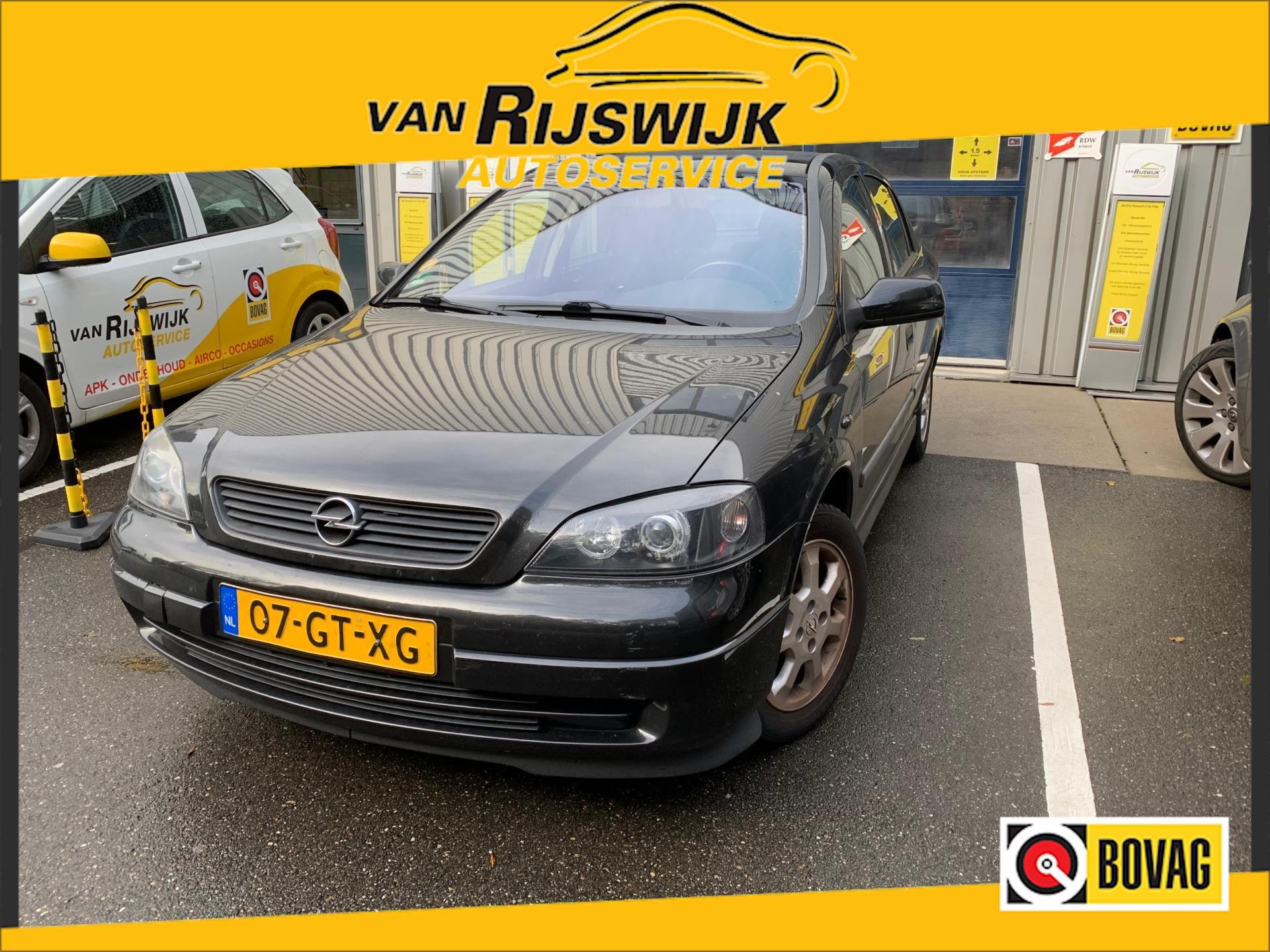 Opel Astra occasion - Van Rijswijk Autoservice
