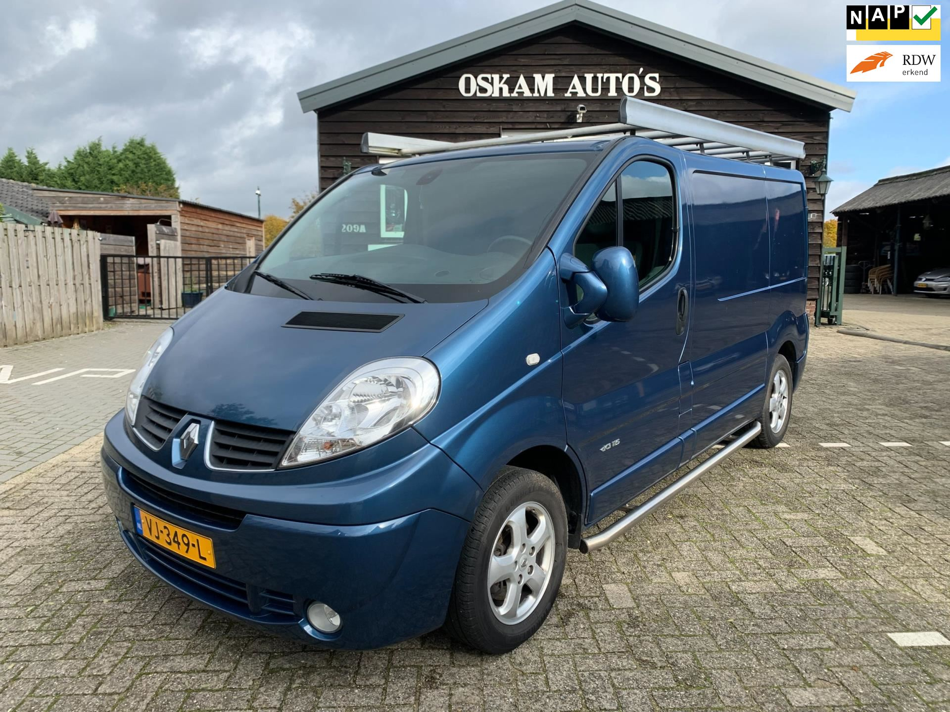 Renault Trafic occasion - Oskam Auto's