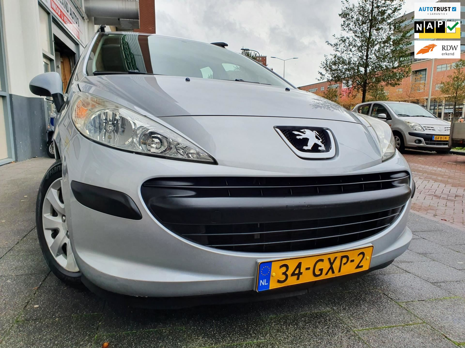 Peugeot 207 SW occasion - Haagland Auto's
