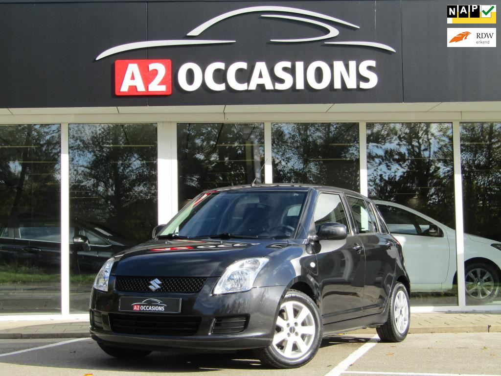 Suzuki Swift occasion - A2 Occasions