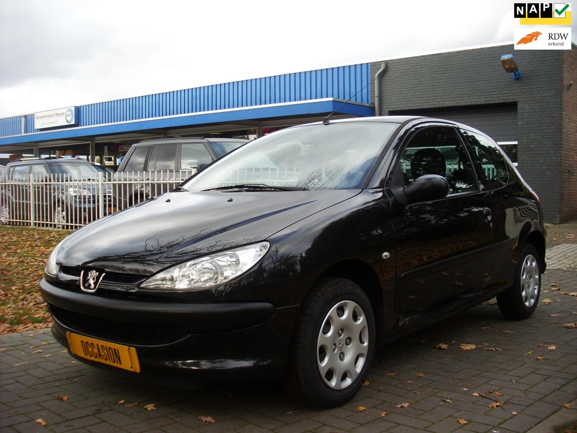 Peugeot 206 occasion - Verhoeven Cars
