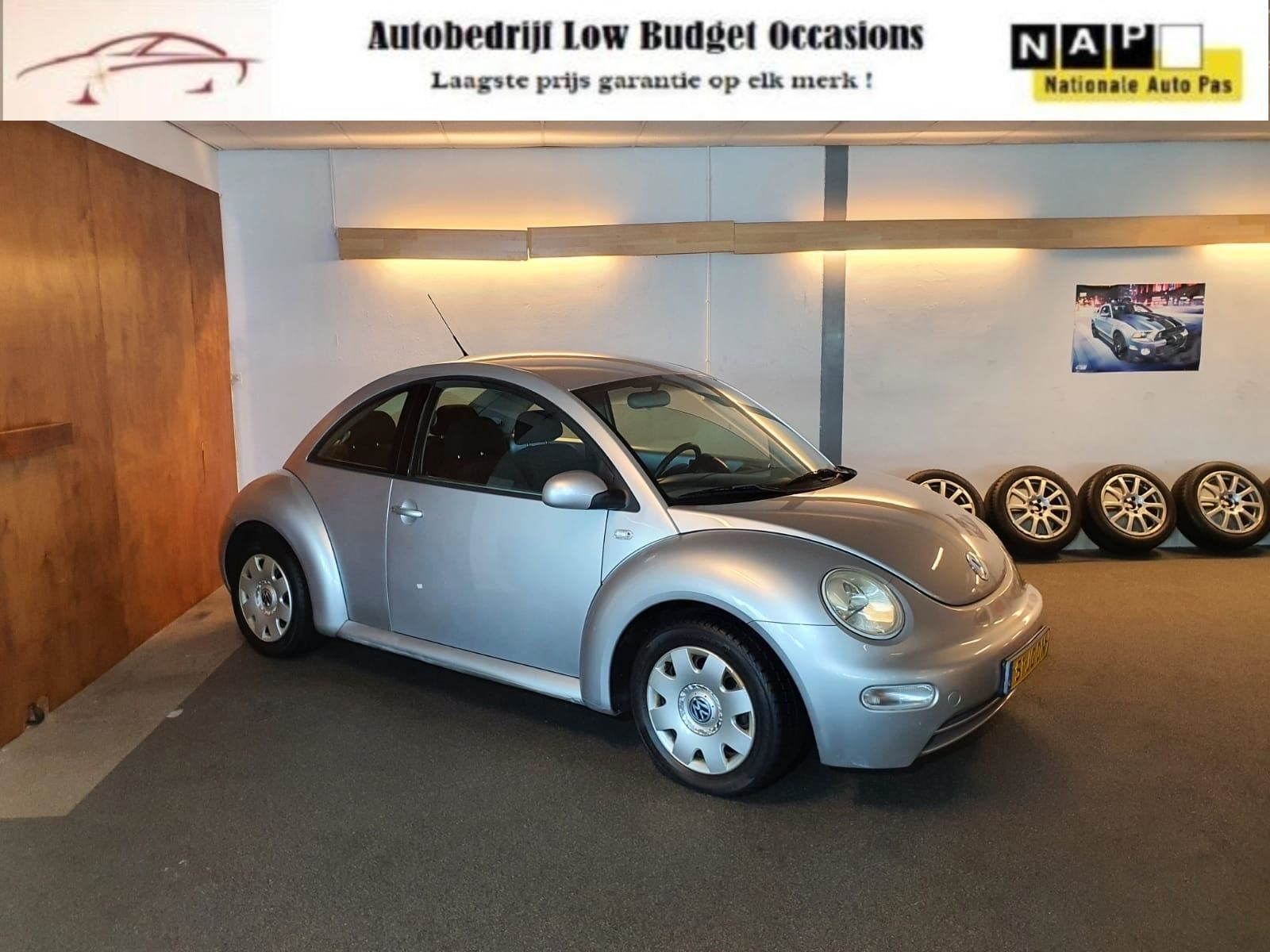 Volkswagen New Beetle occasion - Low Budget Occasions