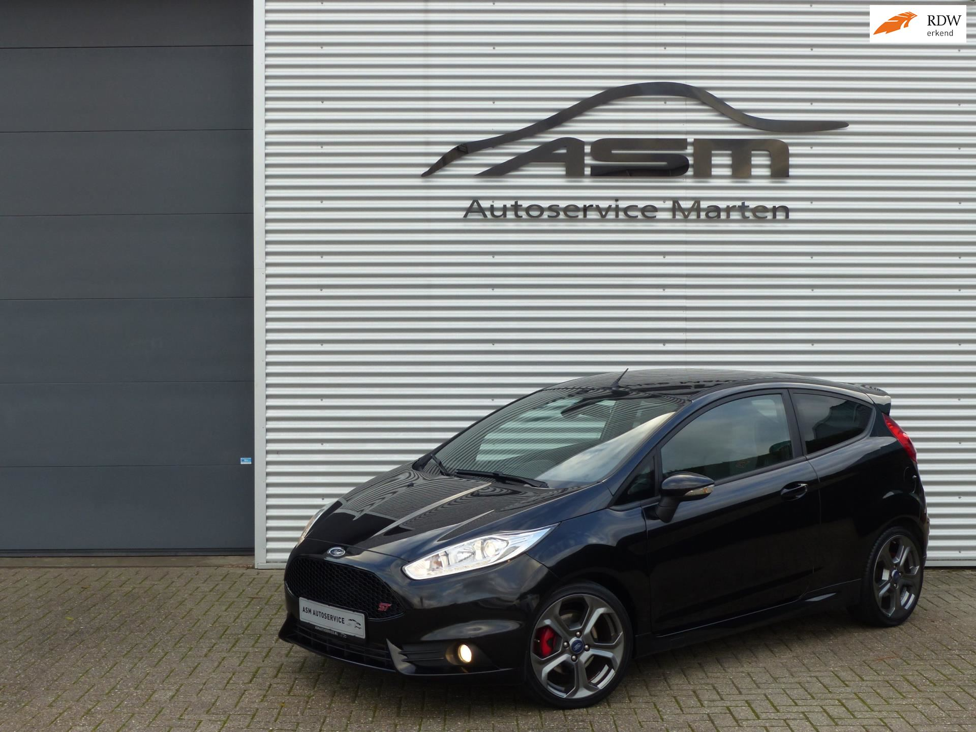 Ford Fiesta occasion - ASM Autoservice Marten