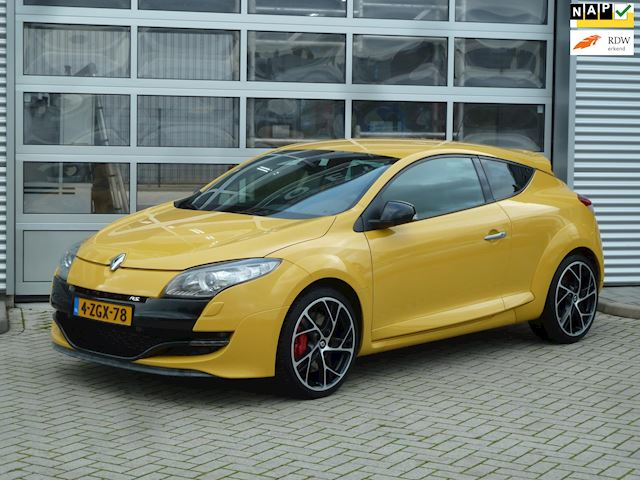Renault Mégane Coupé 2.0 RS Turbo 250 Cup bj.2010 Leder|RS Monitor.