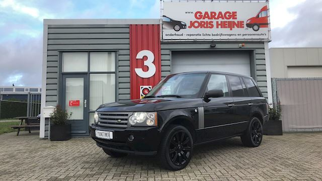 Land Rover Range Rover 2.9 Td6 Vogue Youngtimer Unieke km stand bom volle auto