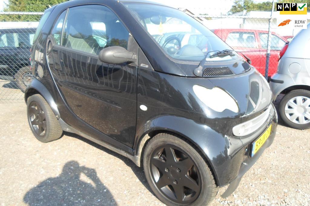 Smart City-coupé occasion - FK auto's
