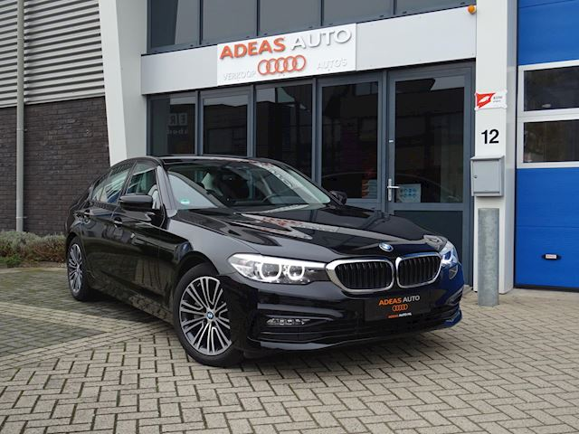 BMW 5-serie 530i High Executive / Head Up / Led / Dealer ond / Nieuwstaat
