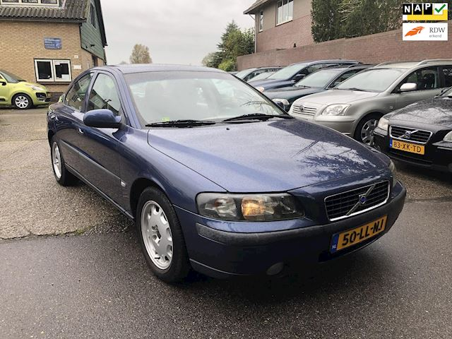 Volvo S60 2.4 Edition, nette Dealerauto, Youngtimer