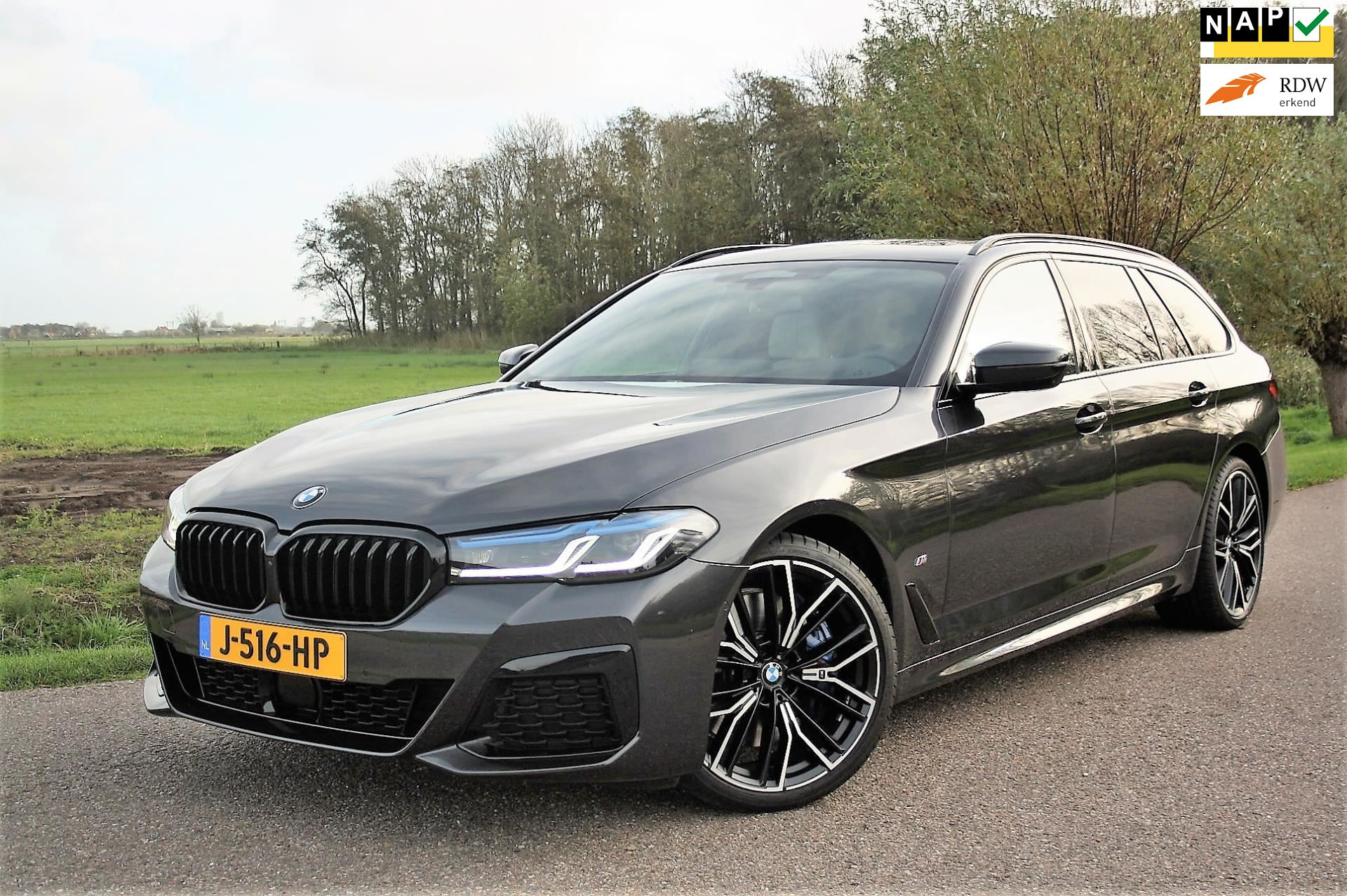 BMW 5-serie Touring occasion - Favoriet Occasions