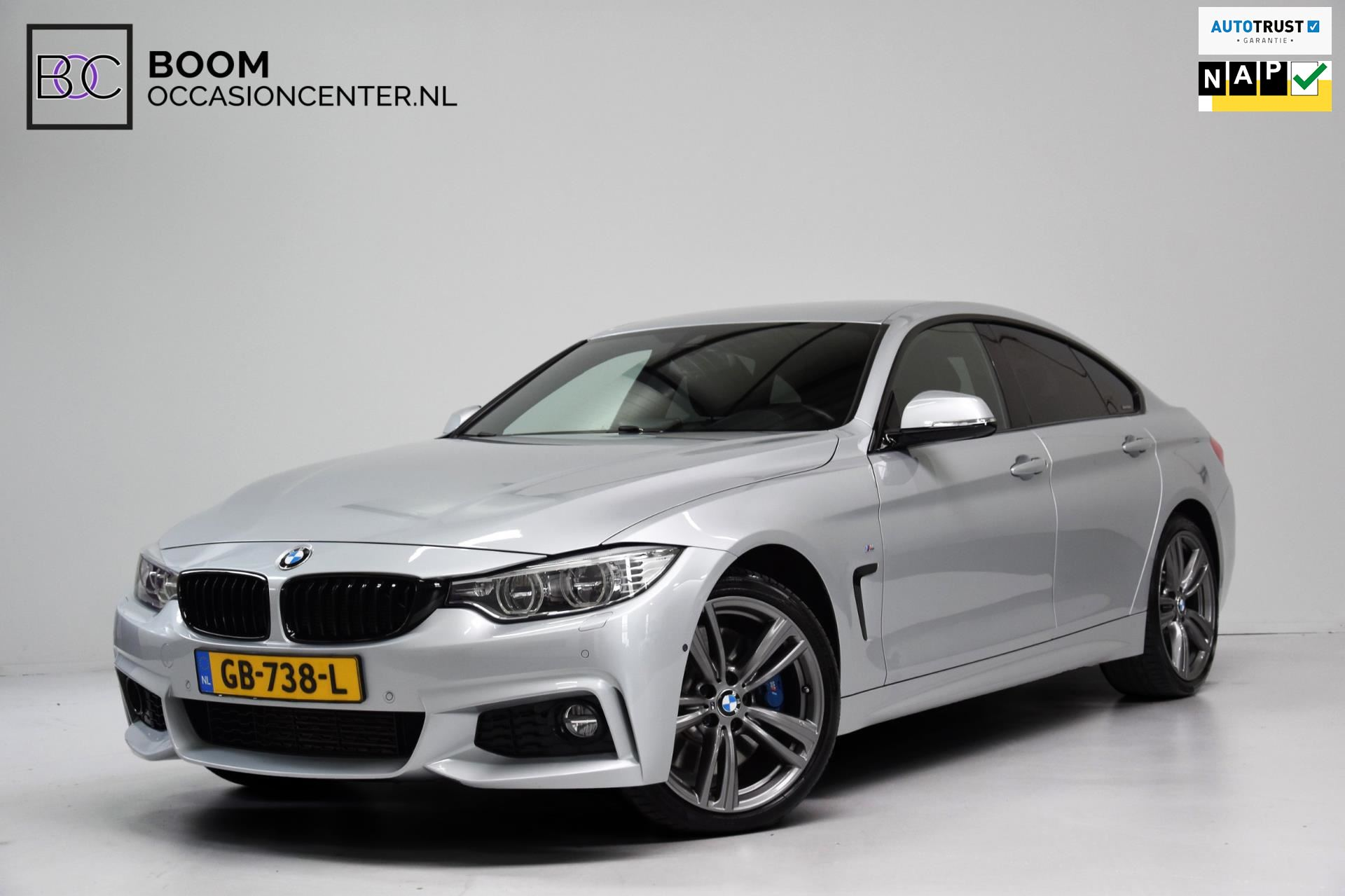 BMW 4-serie Gran Coupé occasion - BoomOccasionCenter.nl