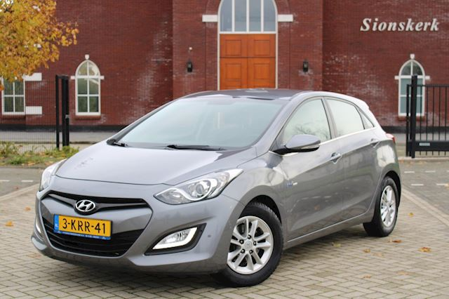Hyundai I30 1.6 GDI i-Vision l CAMERA l NAVI l AIRCO l LED