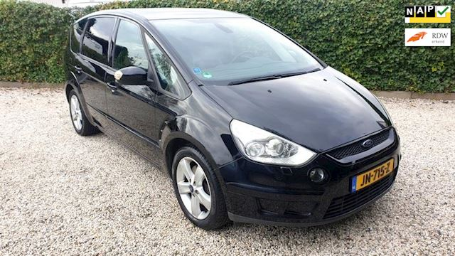 Ford S-Max 2.5-20V Turbo