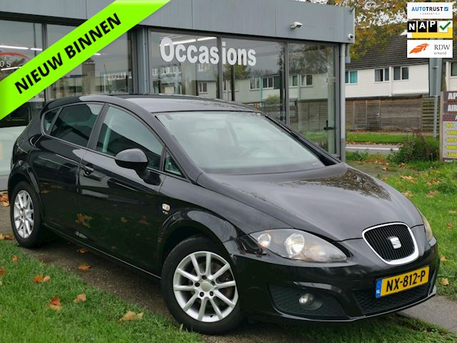 Seat Leon 1.4 TSI Businessline High |AIRCO|CRUISE|PDC|EL.RAMEN|APK