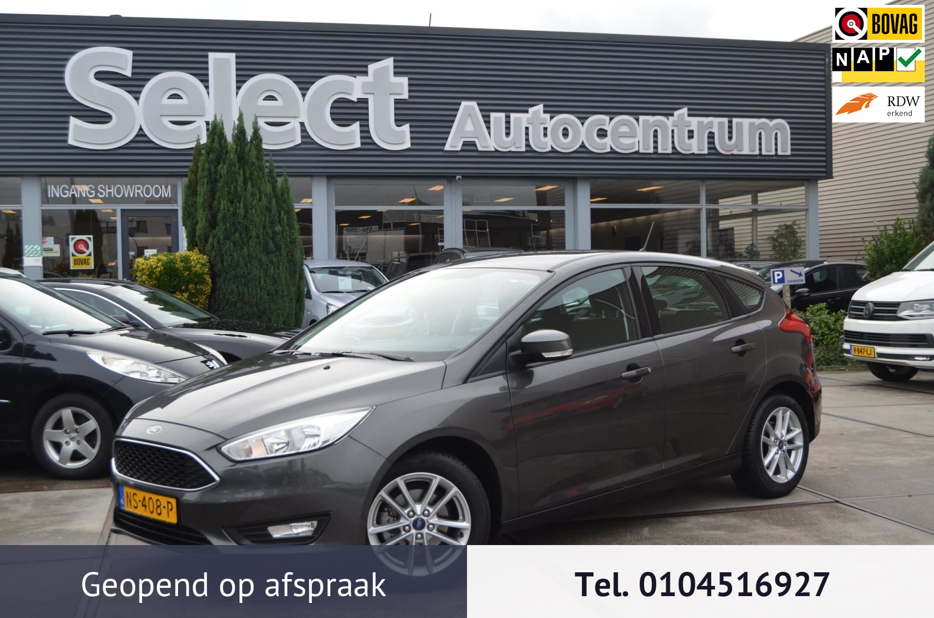 Ford Focus occasion - Select Autocentrum