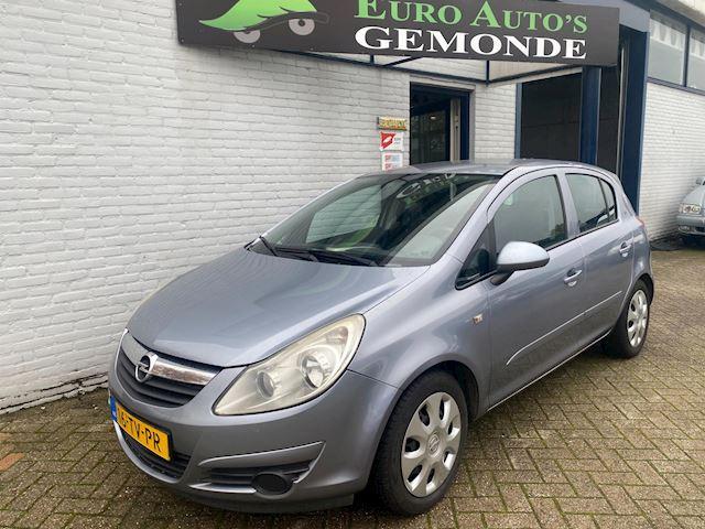Opel Corsa 1.2-16V Business nieuwe distributie ketting set bij 198000 km