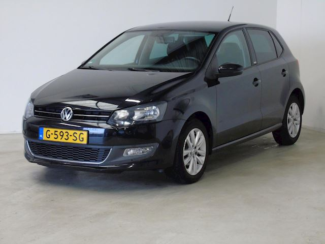 Volkswagen Polo 1.2-12V BlueMotion Comfortline Style Airco Stoelverw