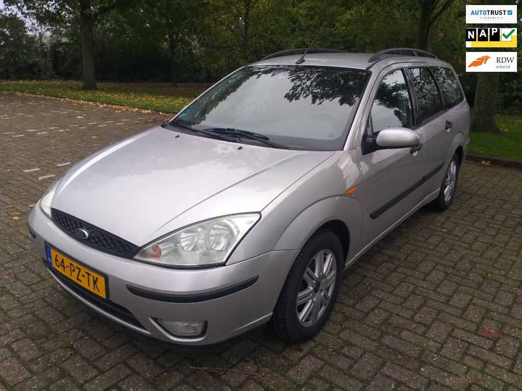 Ford Focus Wagon occasion - Jelma Auto's