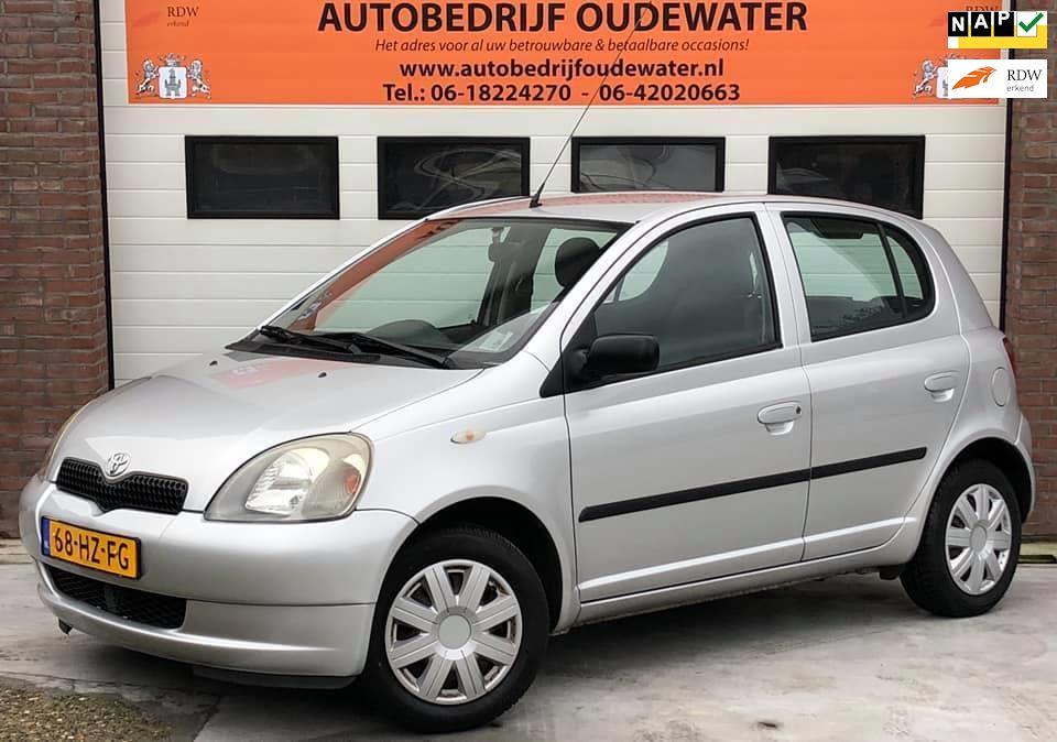 Toyota Yaris occasion - Autobedrijf Oudewater